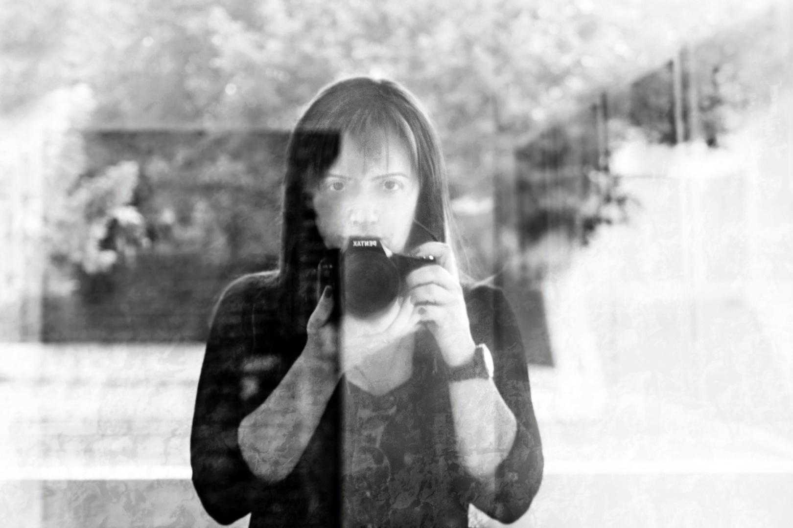 Retratos/Autorretrato  #4