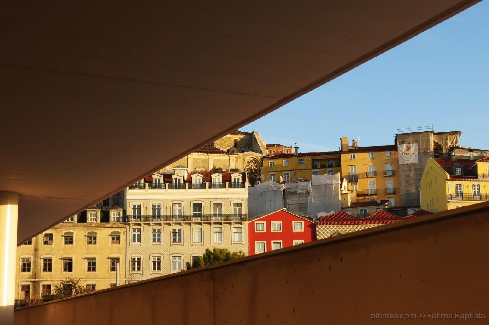 Paisagem Urbana/ Olhar Lisboa