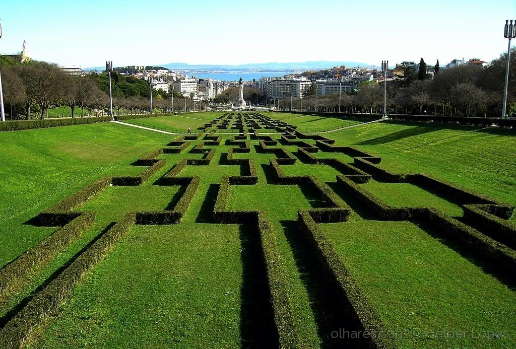 Paisagem Urbana/No parque..