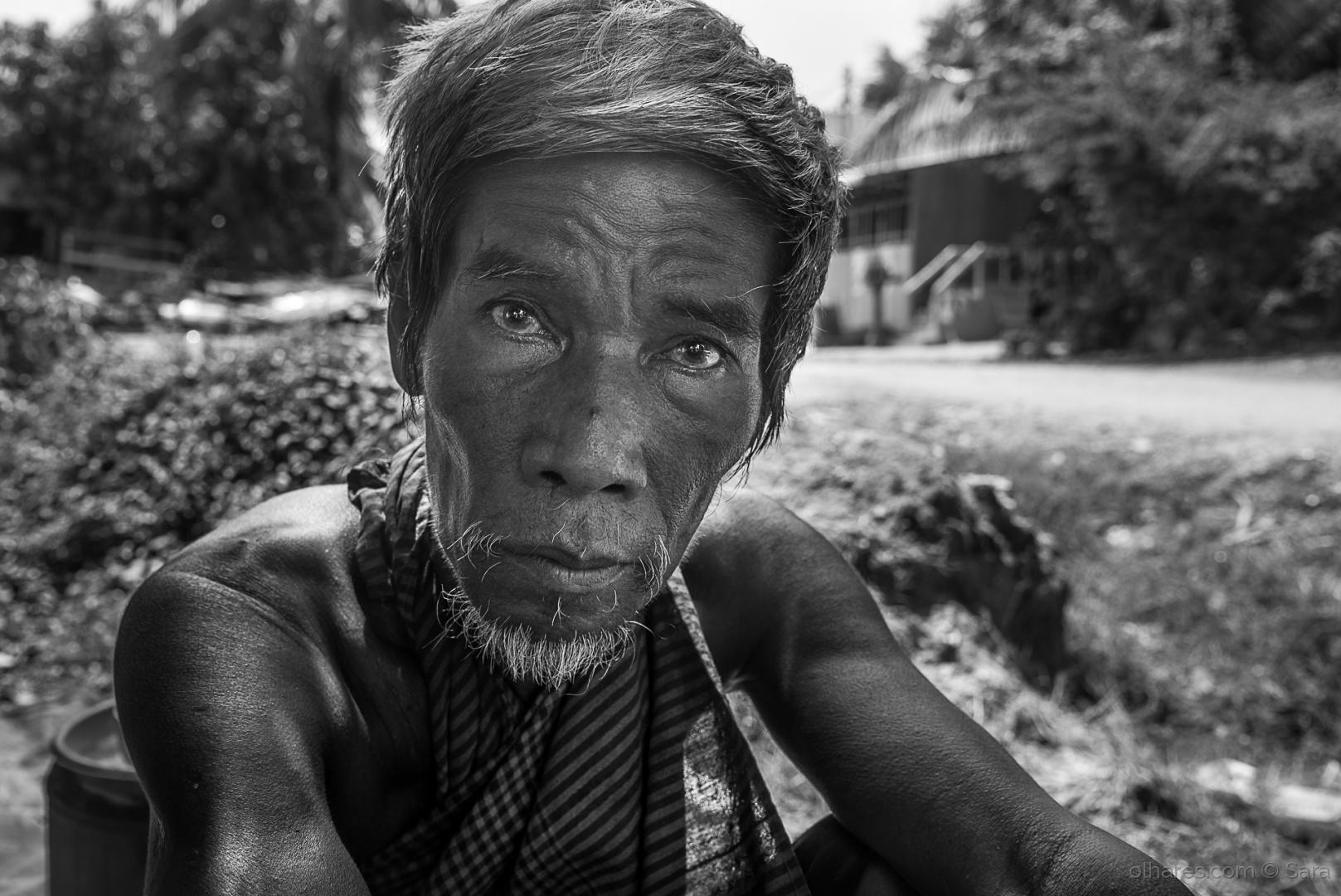 Retratos/Resquícios de uma guerra...