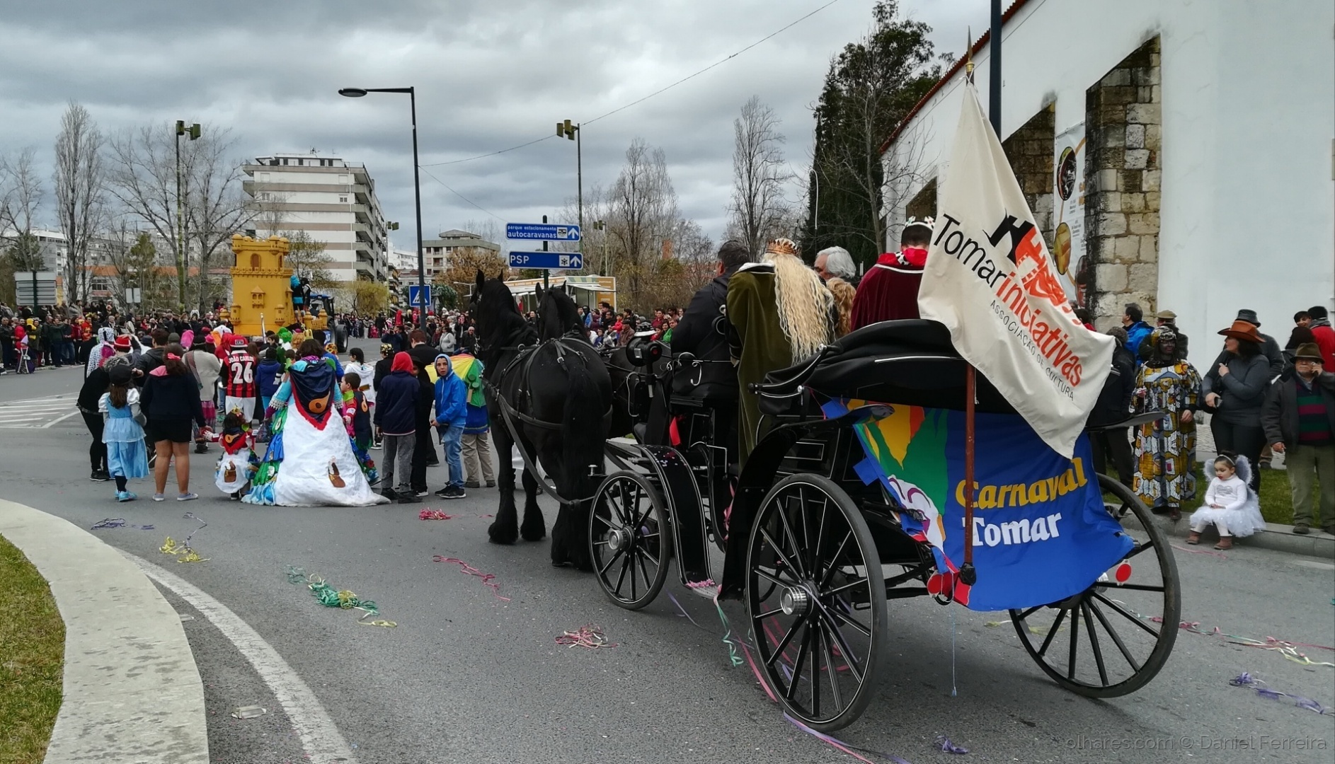 Espetáculos/Carnaval de Tomar