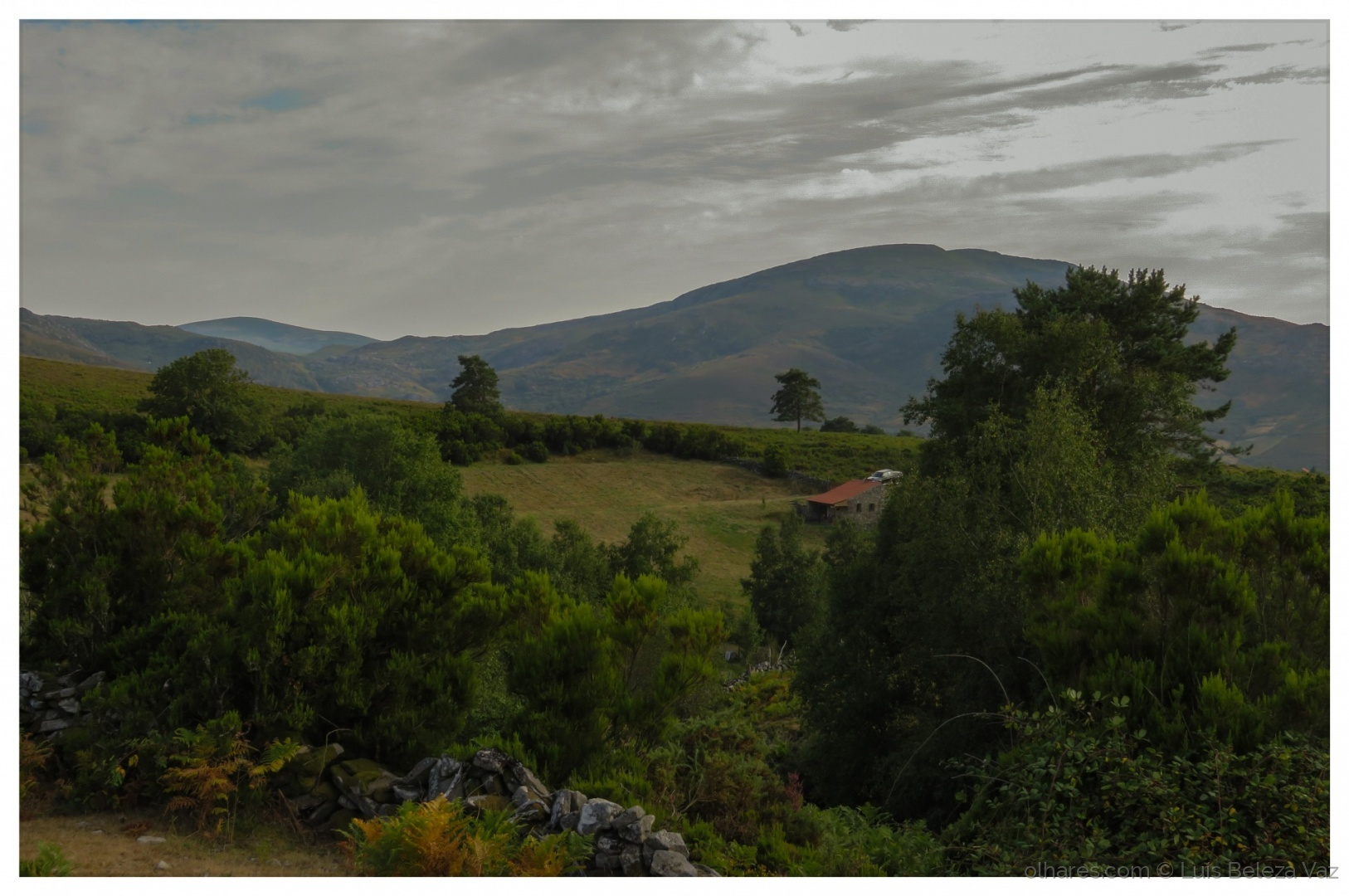 """Paisagem Natural/""""Paradise"""" in the mountains of northern Portugal"""