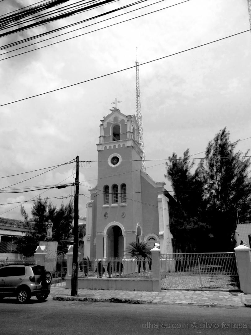 Paisagem Urbana/Igreja Mãe dos Homens