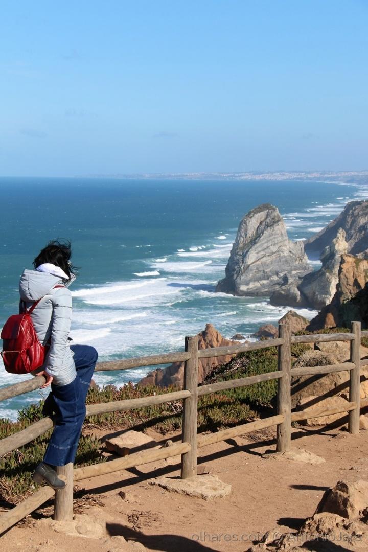 Paisagem Natural/Japonesa no Cabo da Roca