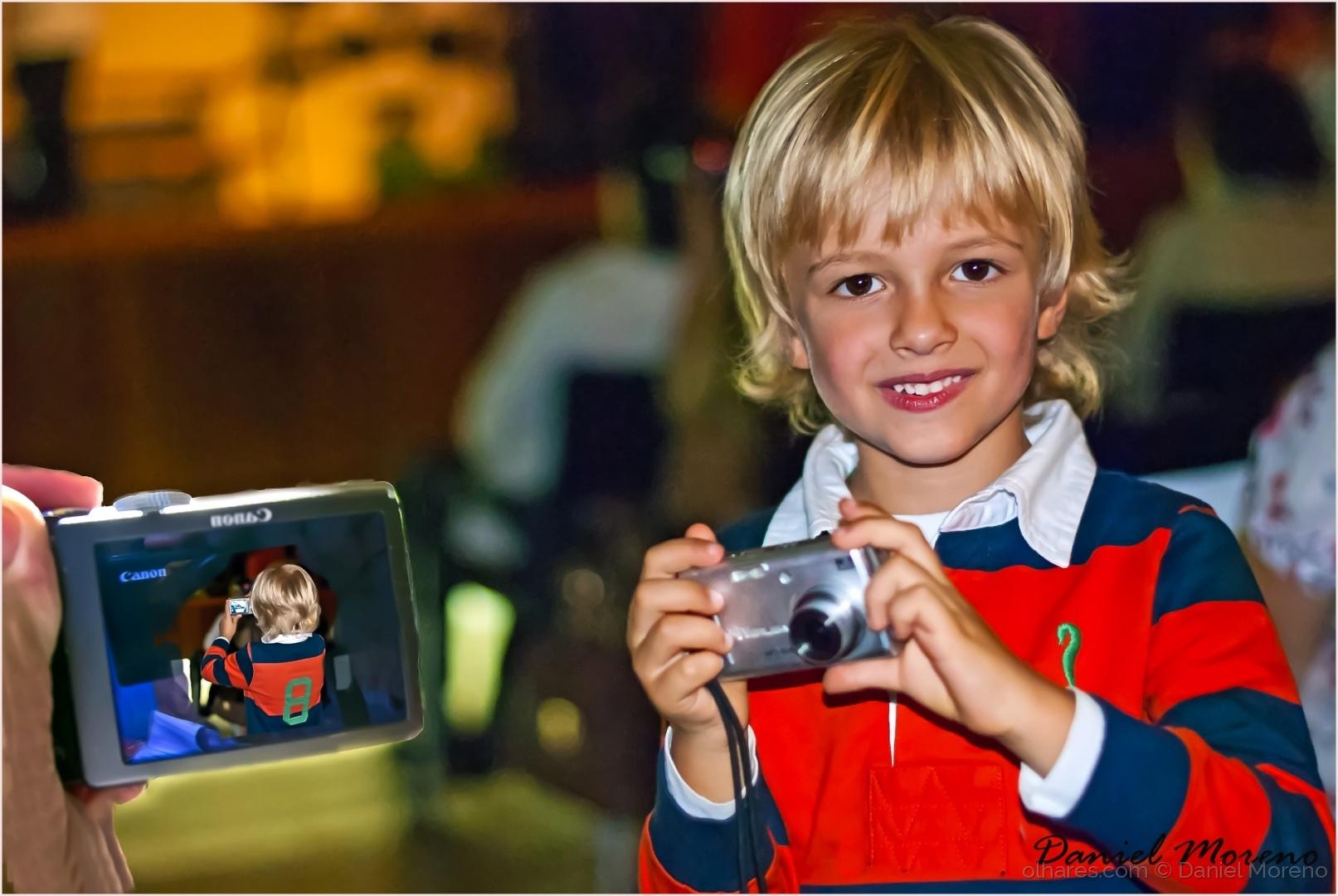 Arte Digital/Pequeno fotógrafo