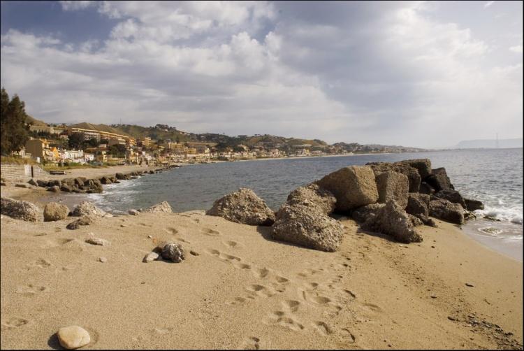 Paisagem Natural/playa di messina 2