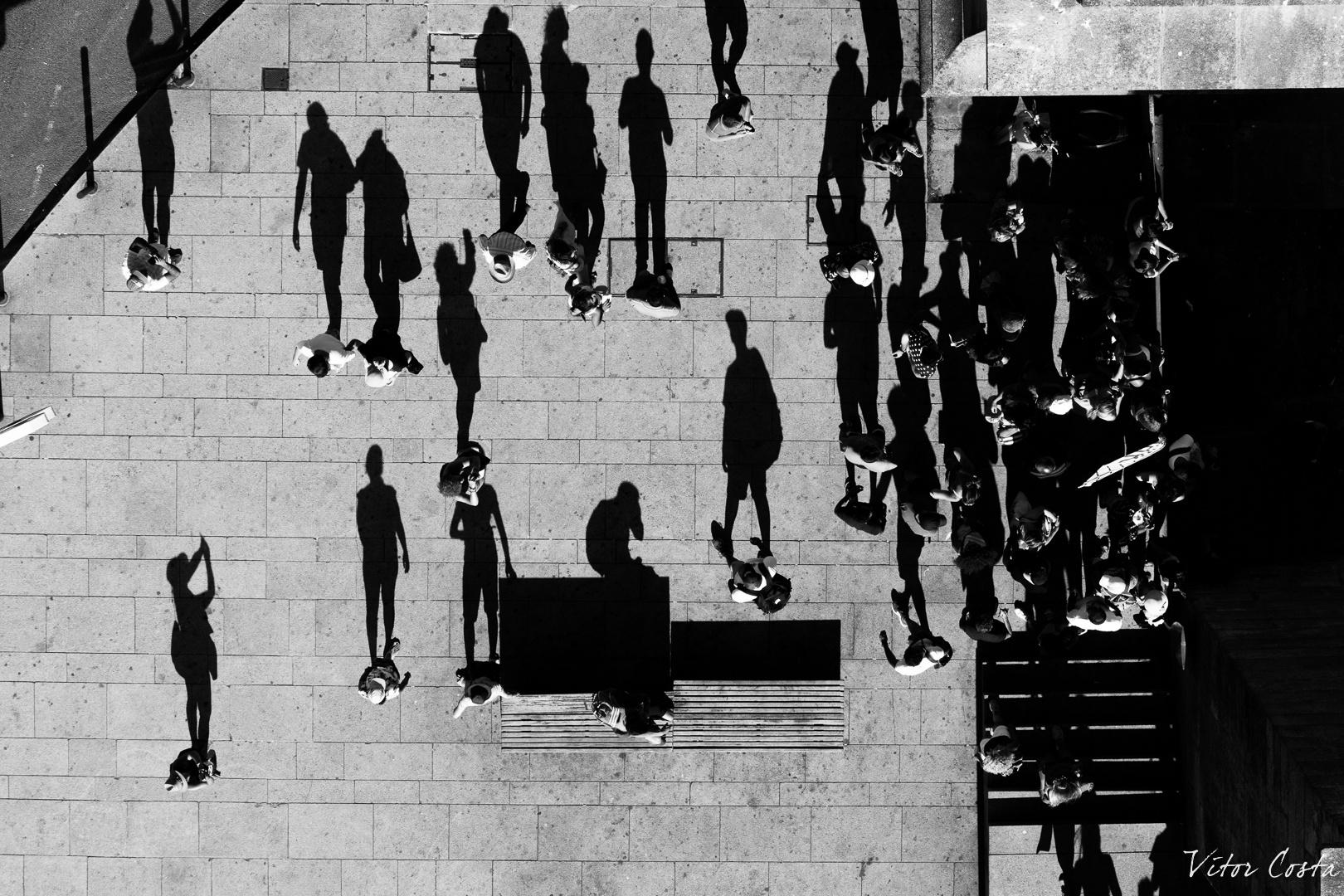 Gentes e Locais/The shadows