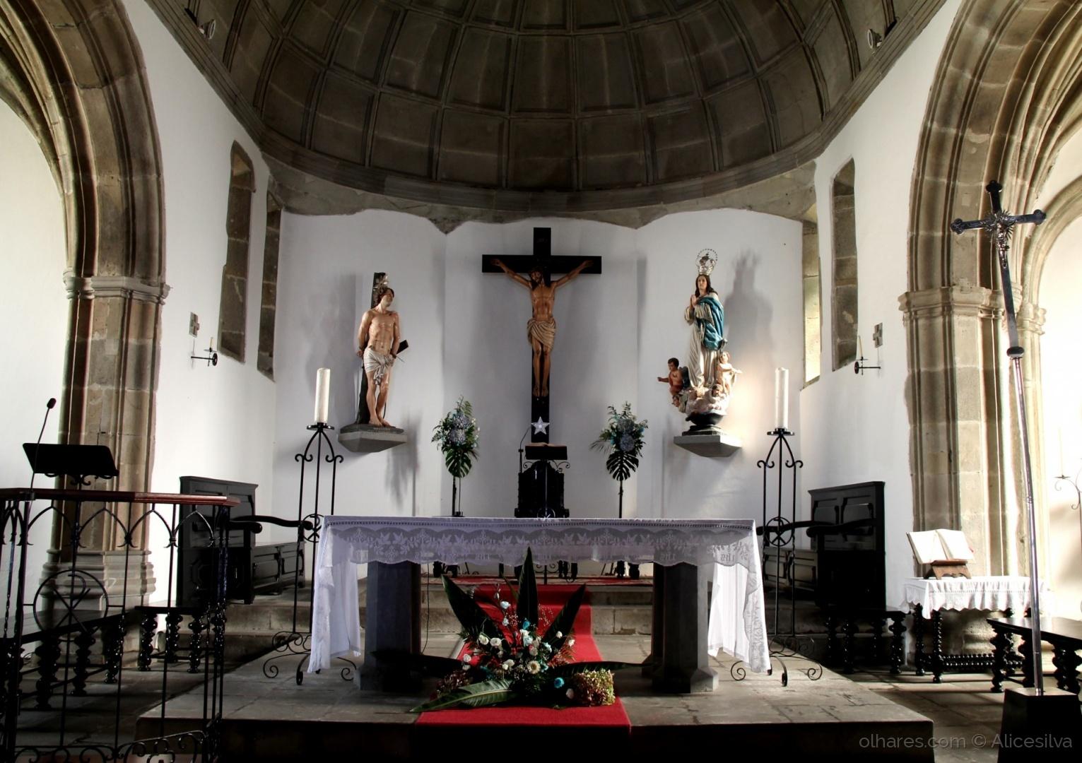 História/Igreja de São Sebastião...........