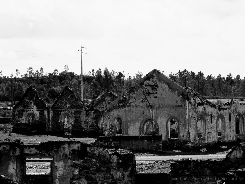 História/Ruínas das Minas de S. Domingos