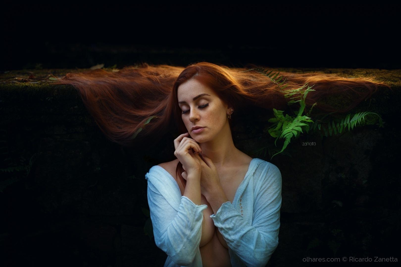 Retratos/Read Hair