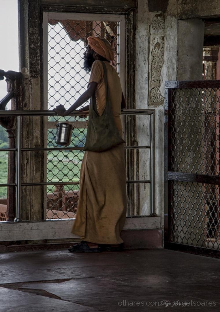 História/Contemplação em Agra