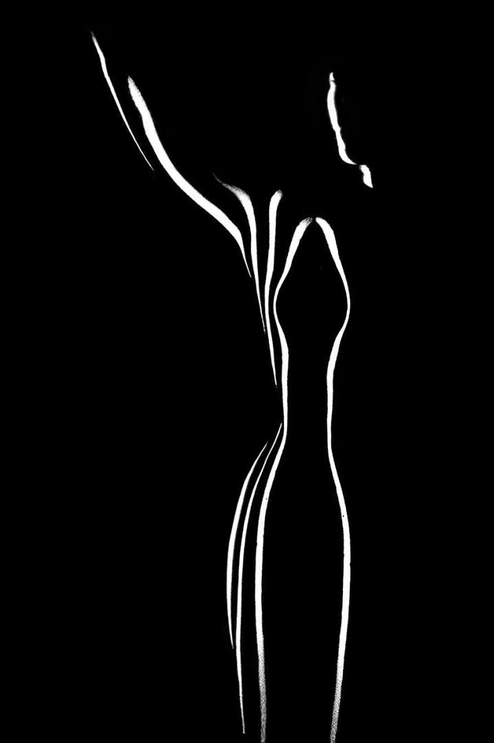 Nus/Desenhando com luz #4