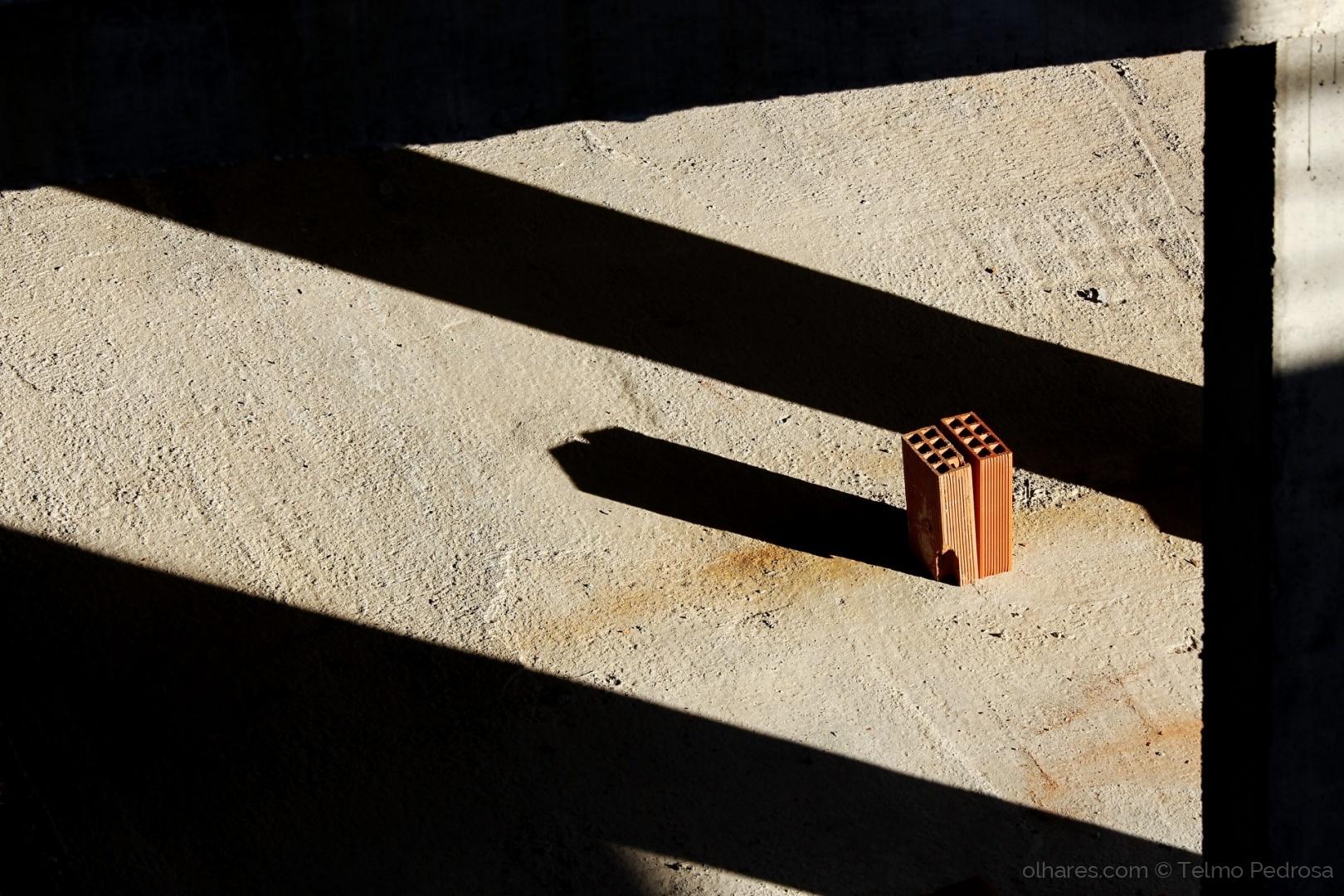 Abstrato/Nas obras