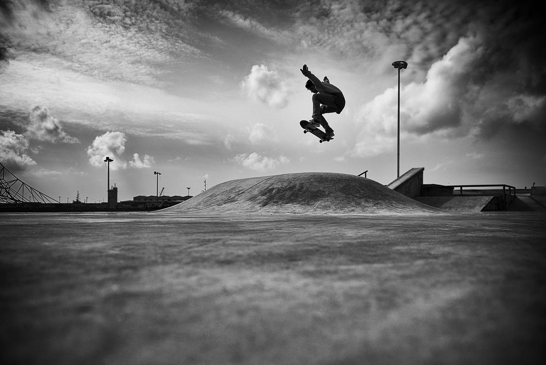 Desporto e Ação/Back to Skate !