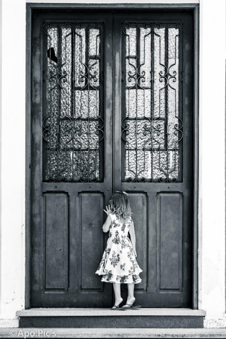 Retratos/A CURIOSIDADE