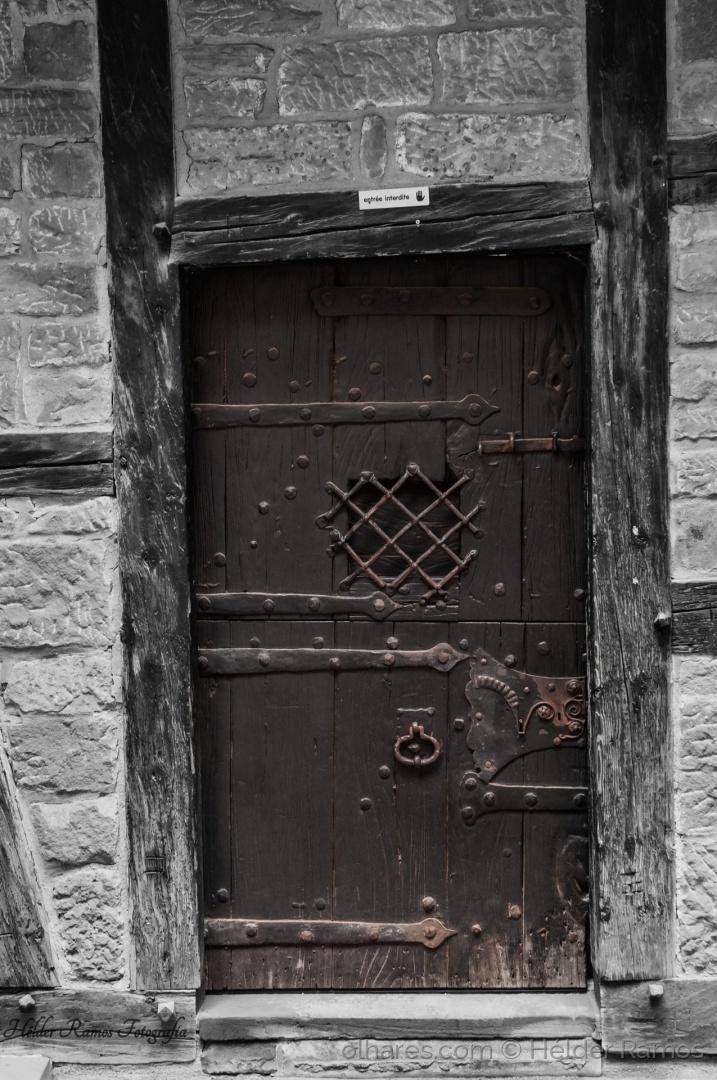 Paisagem Urbana/Entrée interdite