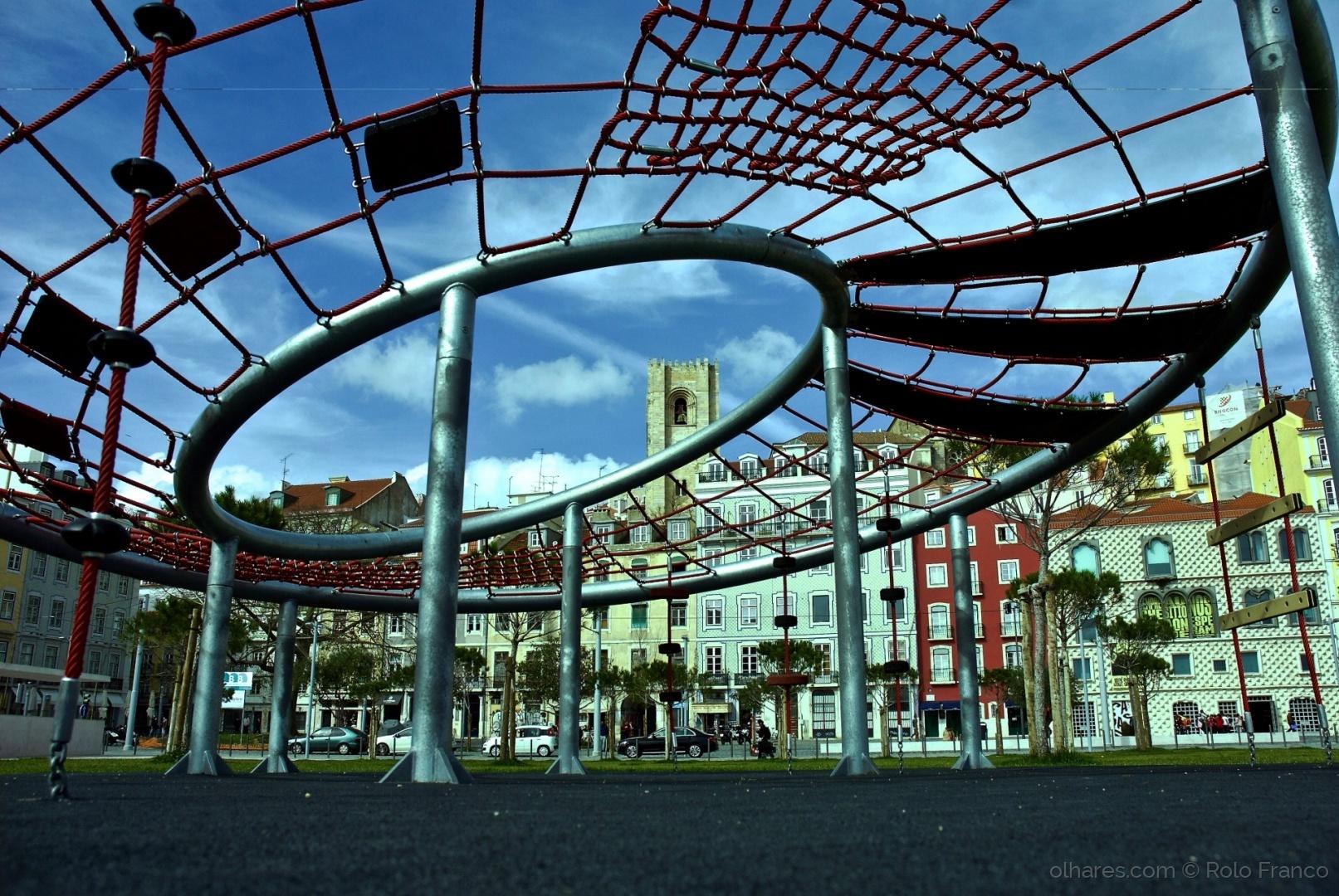 Paisagem Urbana/Brincar no Campo das Cebolas