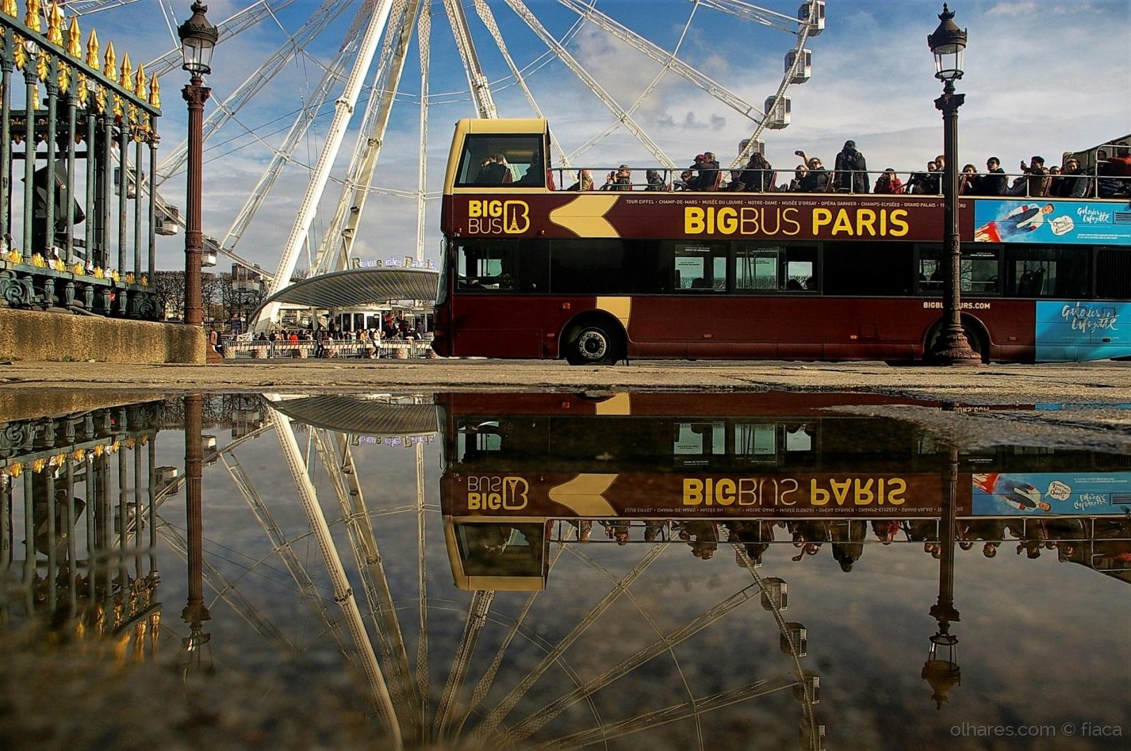 Gentes e Locais/big bus