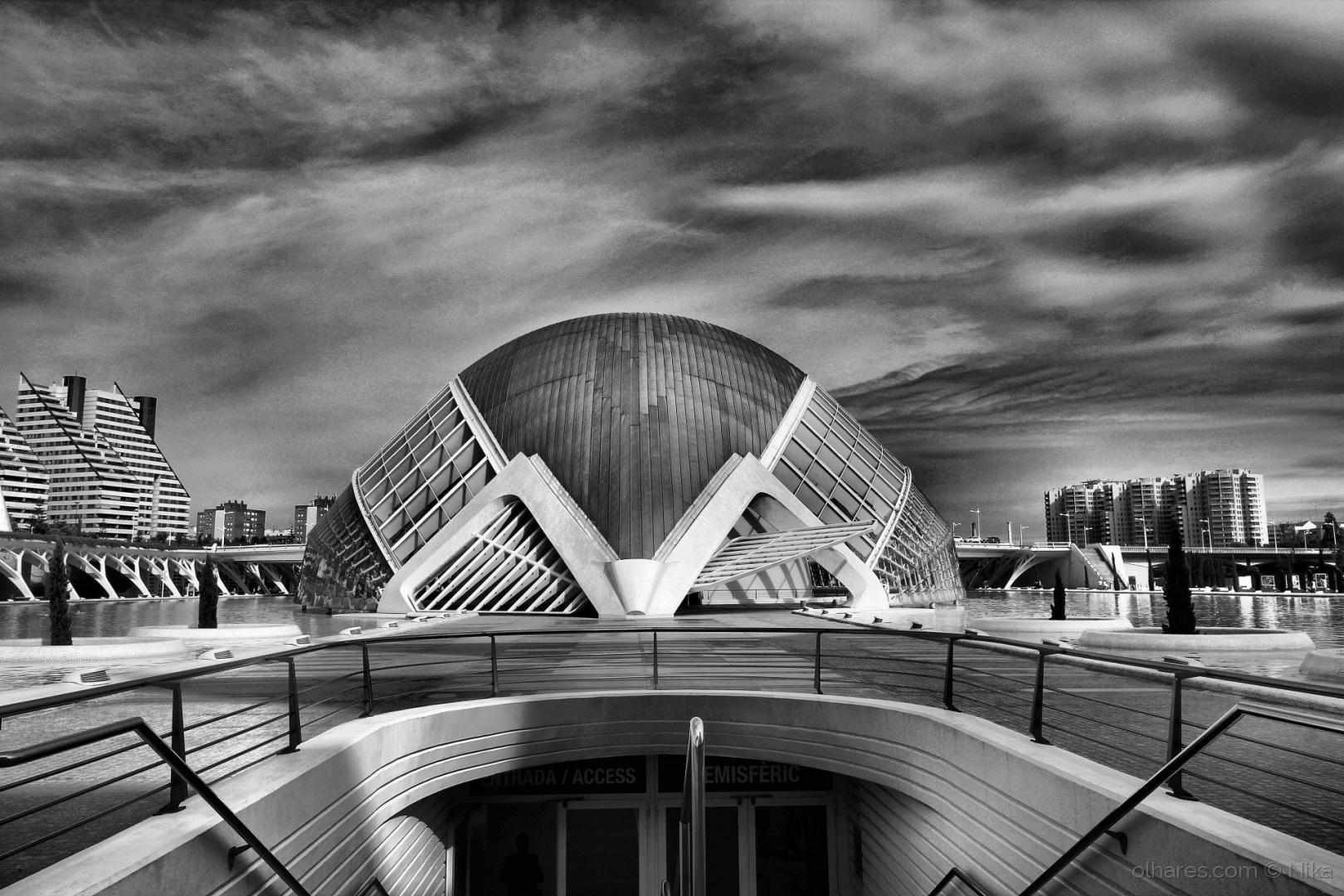 Paisagem Urbana/Valencia - Calatrava