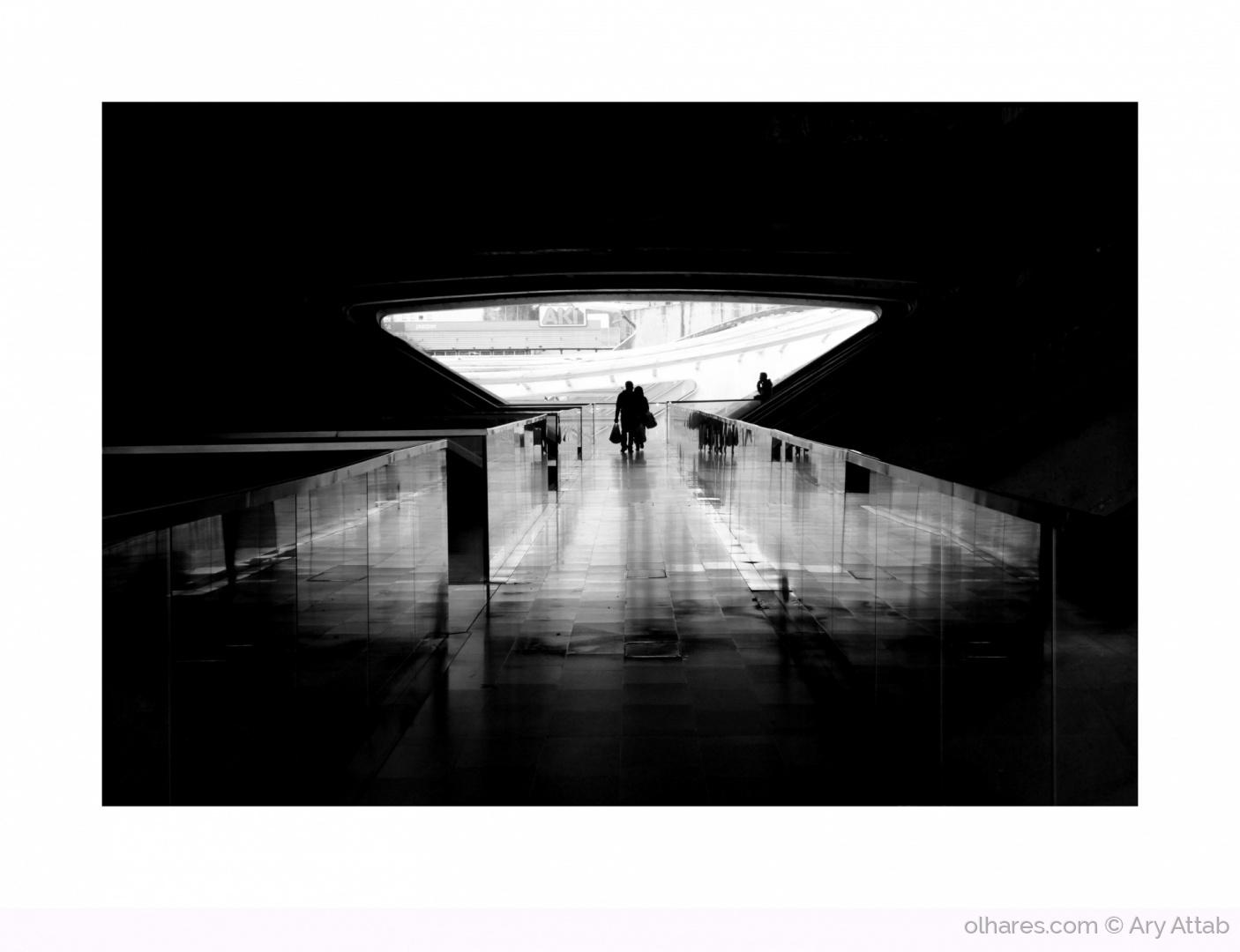 Gentes e Locais/Passageiros