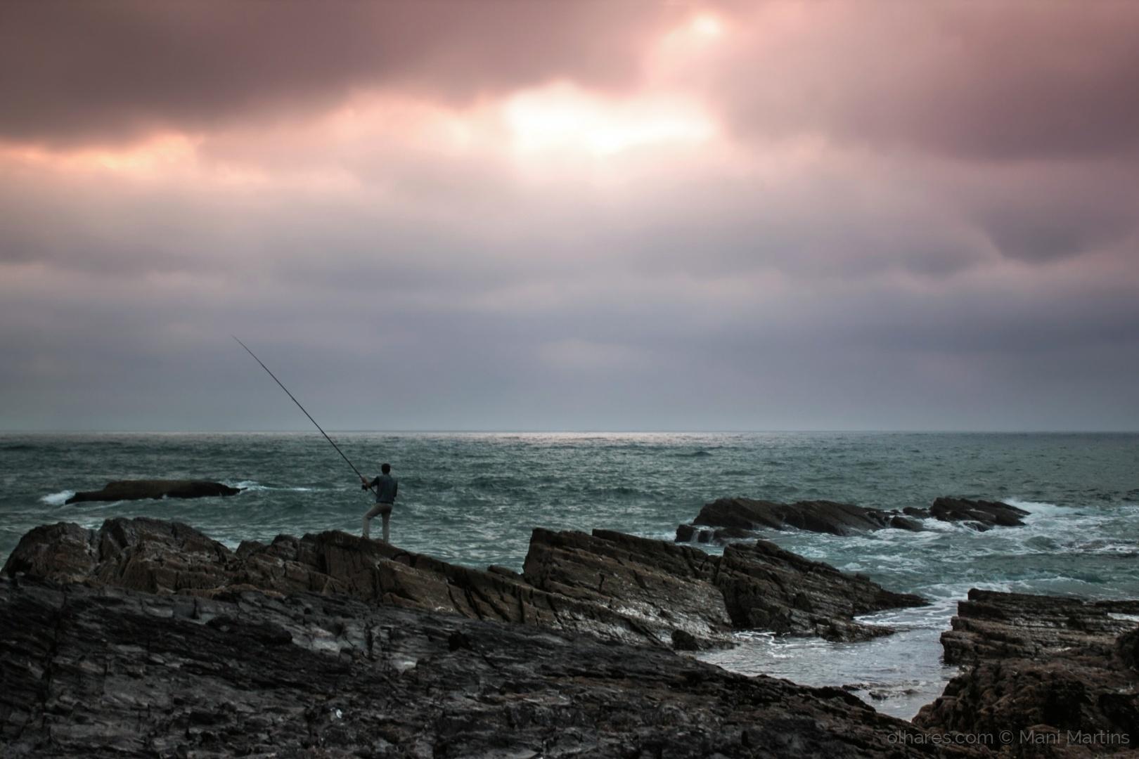 Paisagem Natural/o pescador