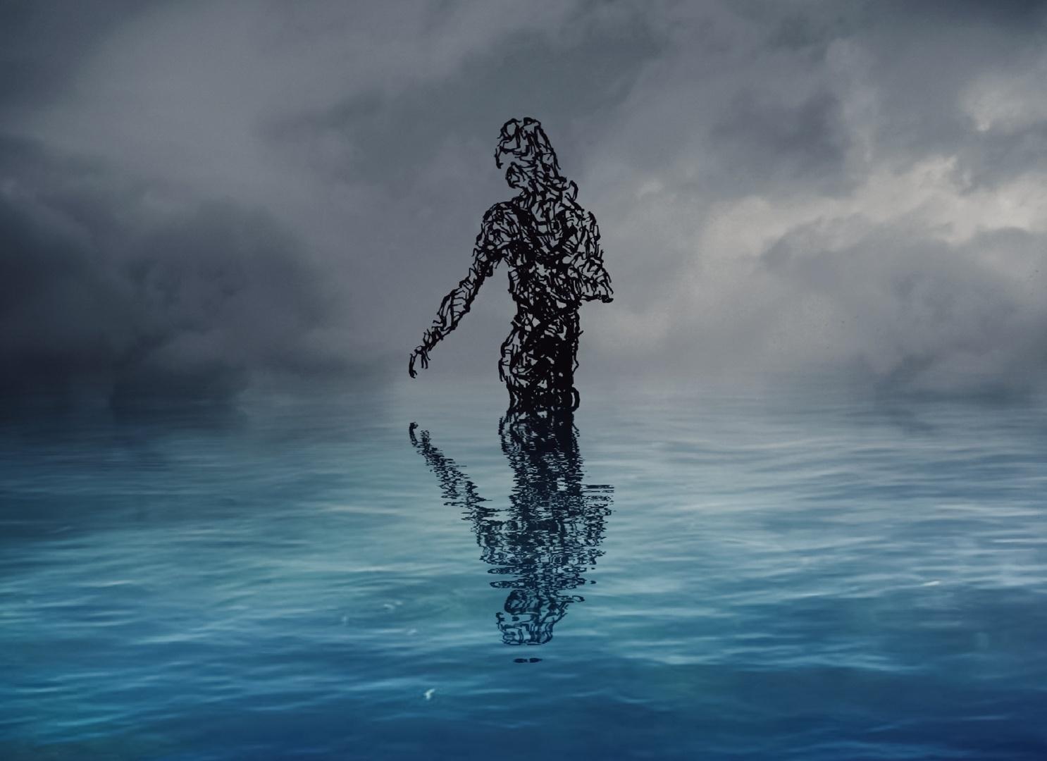 Arte Digital/Pessoas vazias