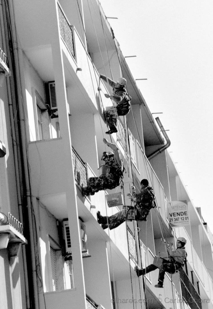 Paisagem Urbana/Escalada
