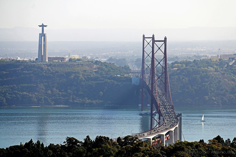Paisagem Urbana/A Ponte 25 de Abril