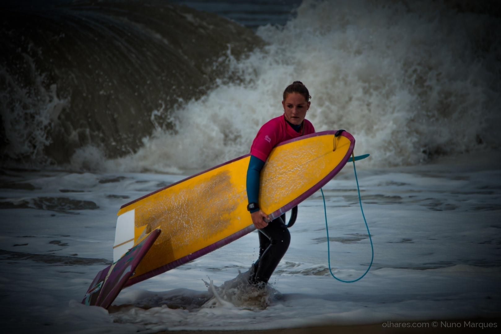 Desporto e Ação/Efeitos da tempestade Hugo