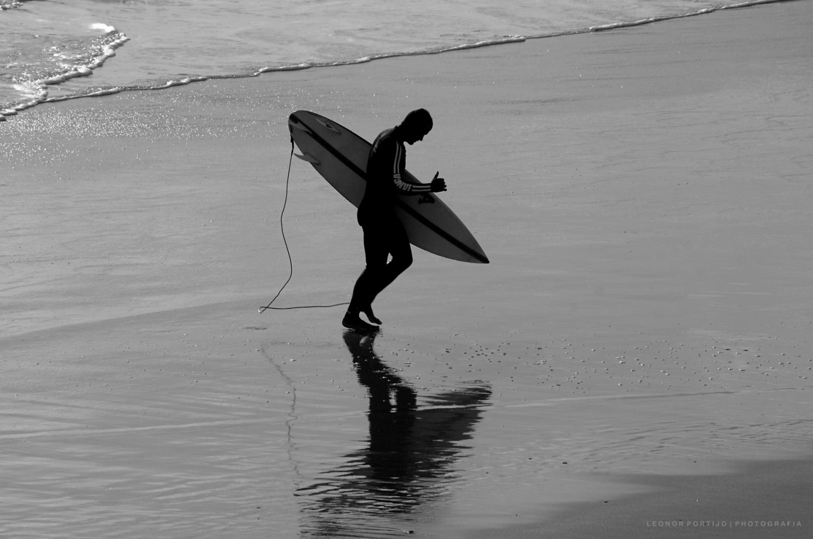 Desporto e Ação/O Surfista