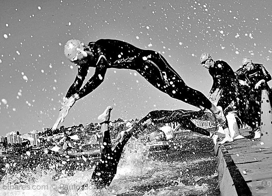 Desporto e Ação/Salto para a vitória