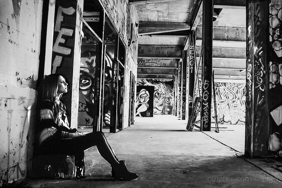 Paisagem Urbana/Arte visual