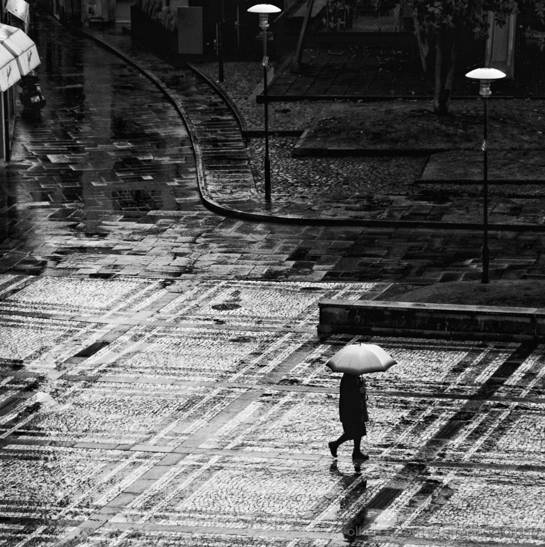 Gentes e Locais/Passageira da chuva...