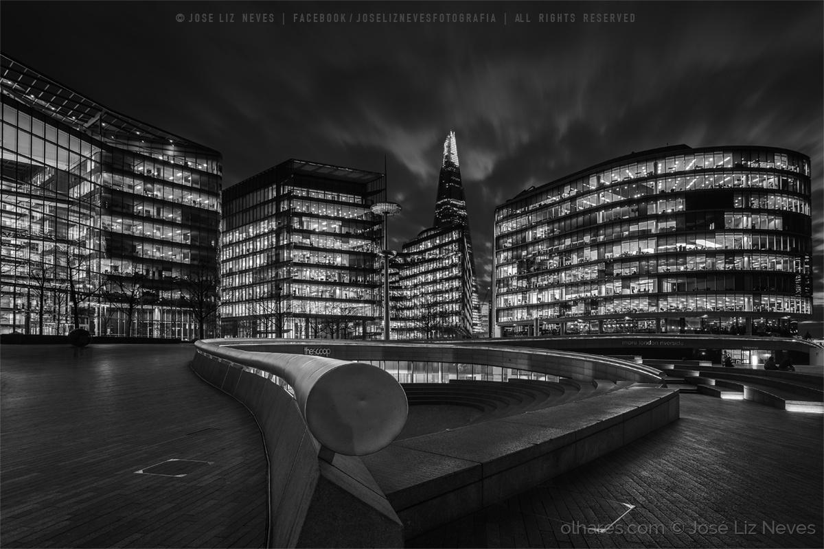 Paisagem Urbana/As luzes da cidade