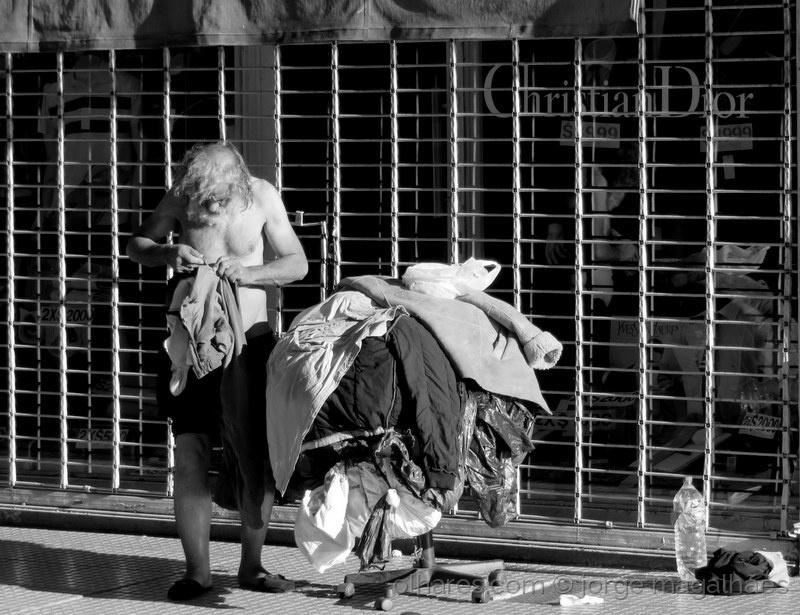 Fotojornalismo/Dior não, DOR