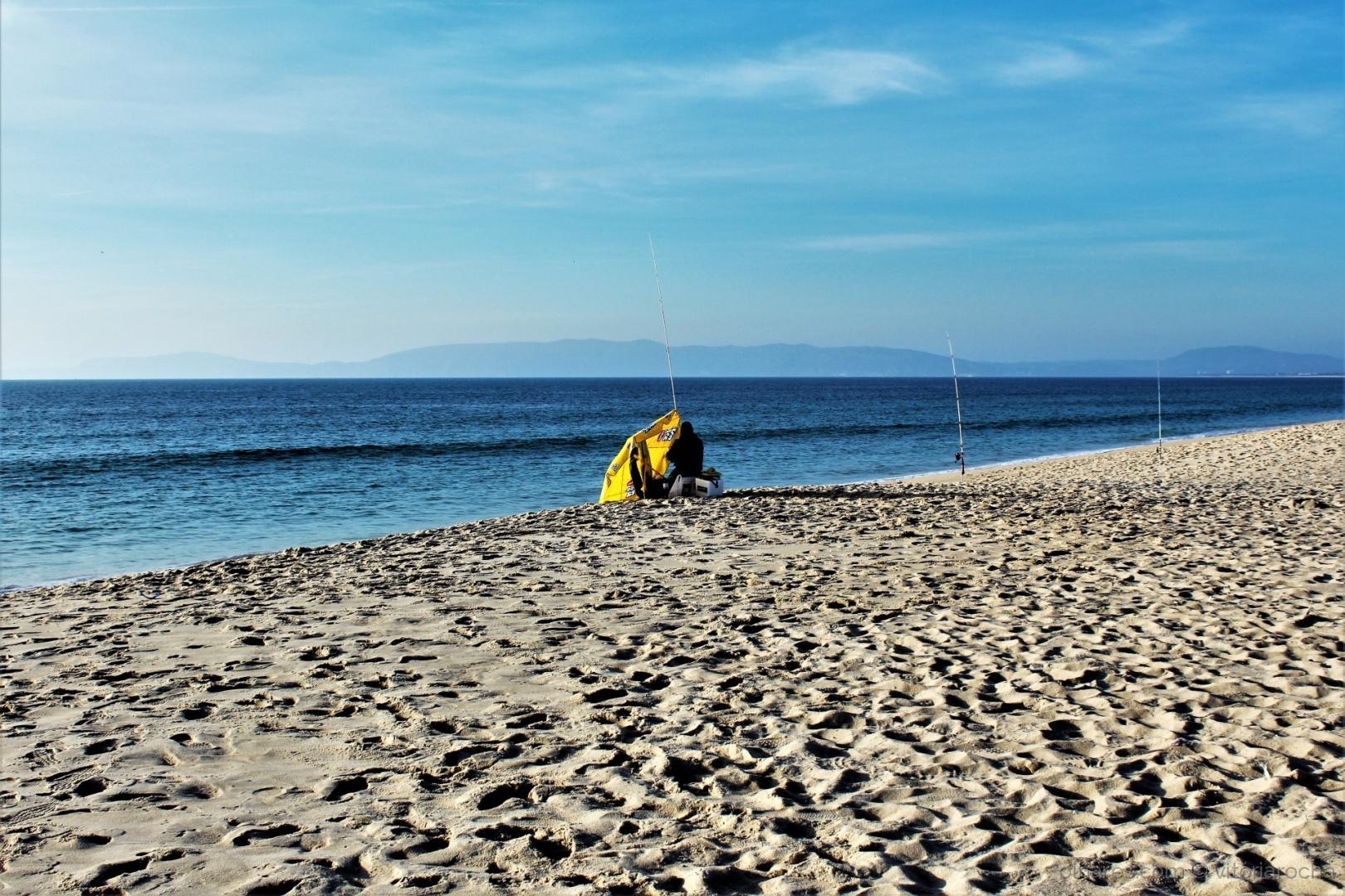 Desporto e Ação/Paciência de pescador...