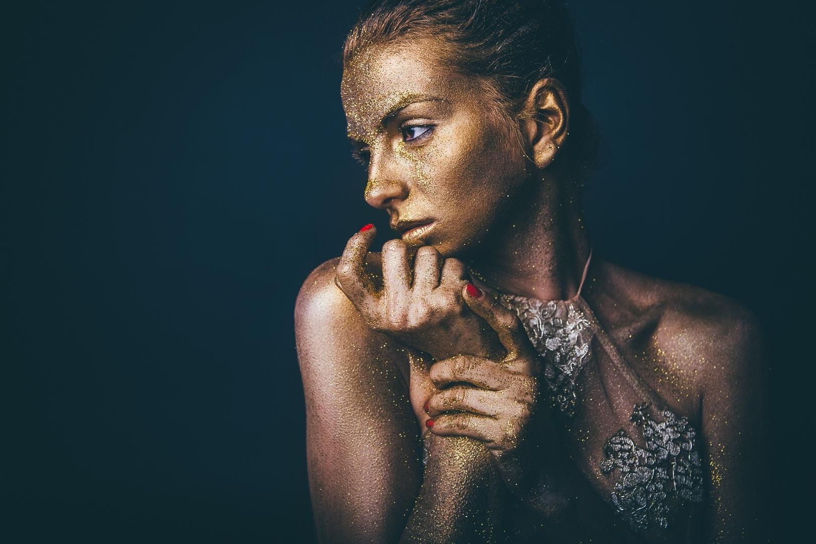 Retratos/o mito de Dánae