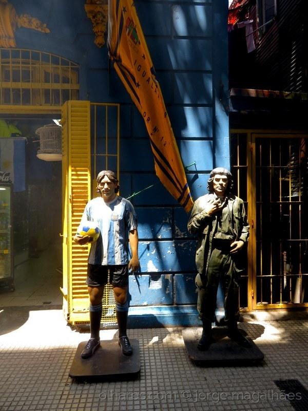 Fotojornalismo/Che&Messi