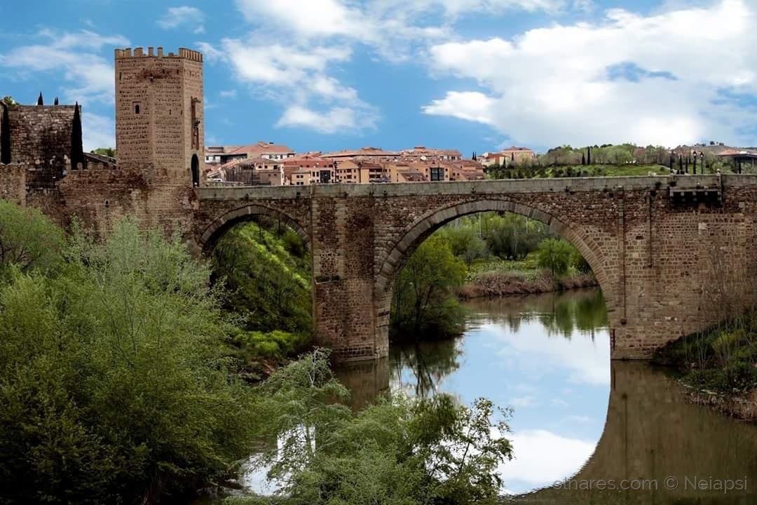 Paisagem Natural/Toledo -Espanha!