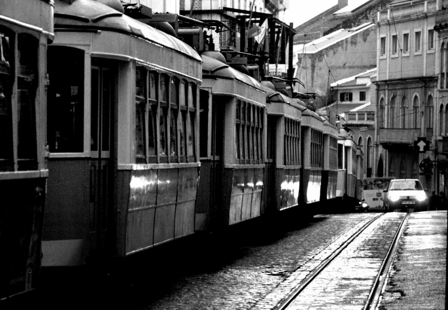 Paisagem Urbana/Calçada da Estrela