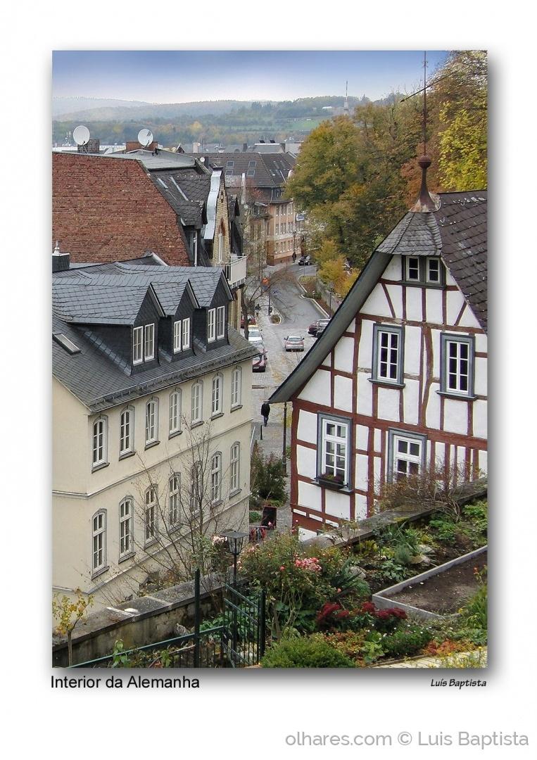 Paisagem Urbana/Interior da Alemanha