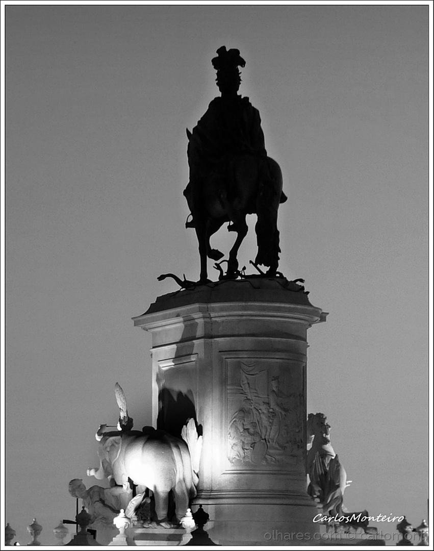 Gentes e Locais/Estátua de D. José