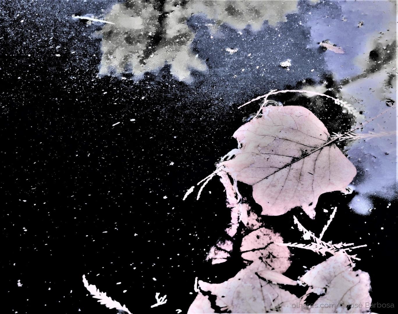 Abstrato/Um poema ao Planeta Terra .
