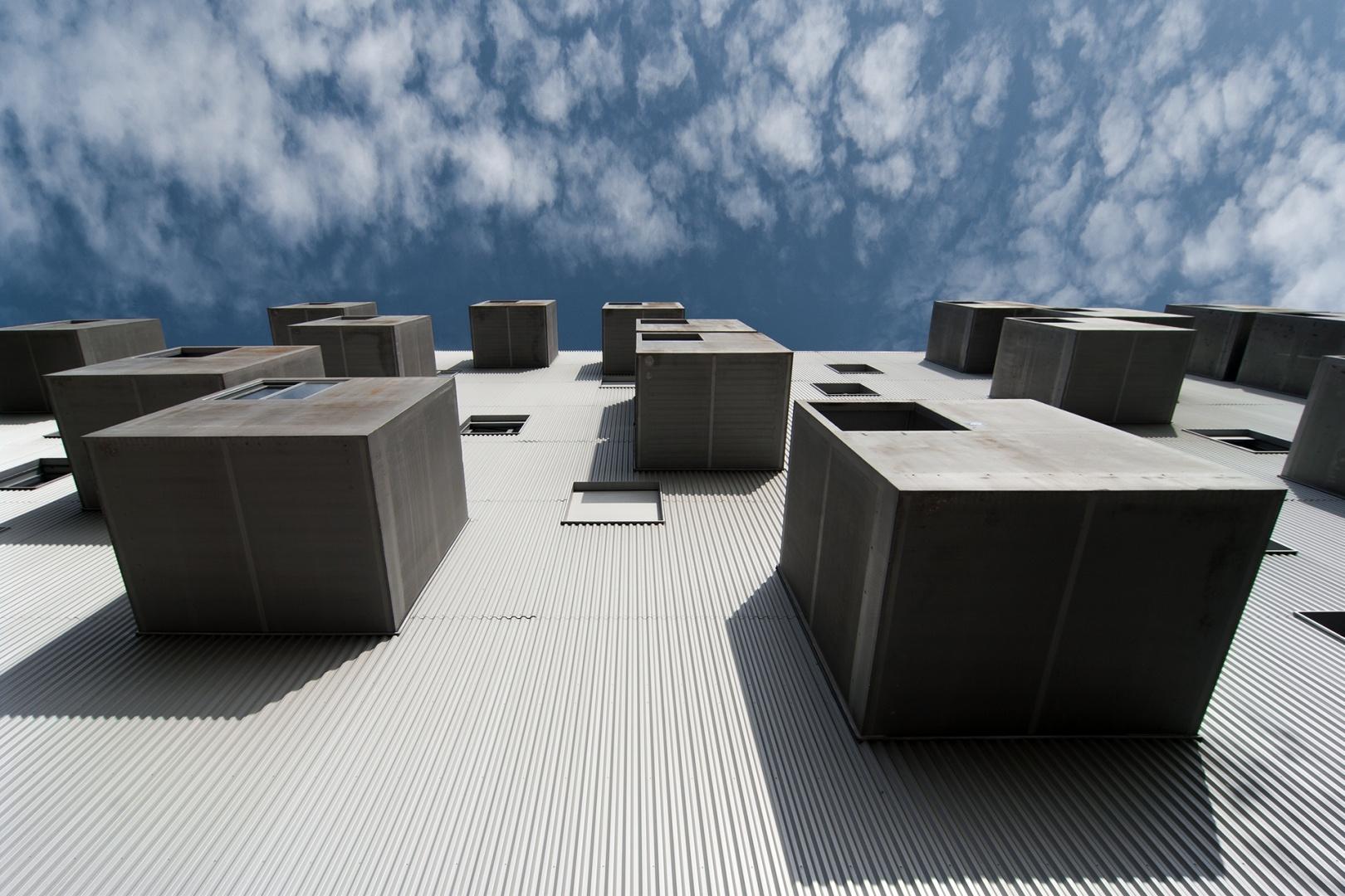 Paisagem Urbana/sky-wall shape competition