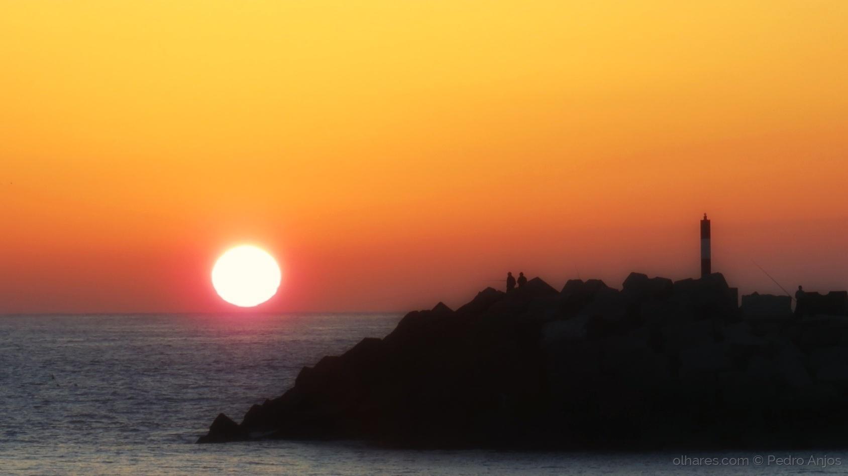 Gentes e Locais/Pesca ao Pôr-do-sol