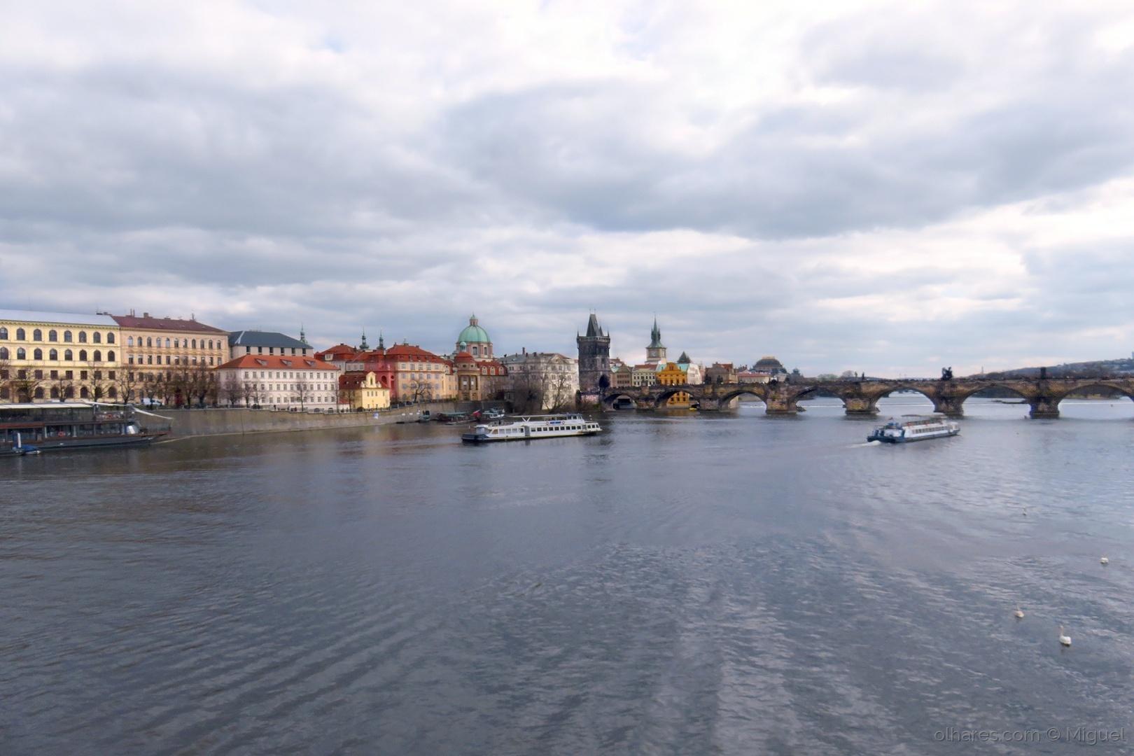 Paisagem Urbana/Praga 1