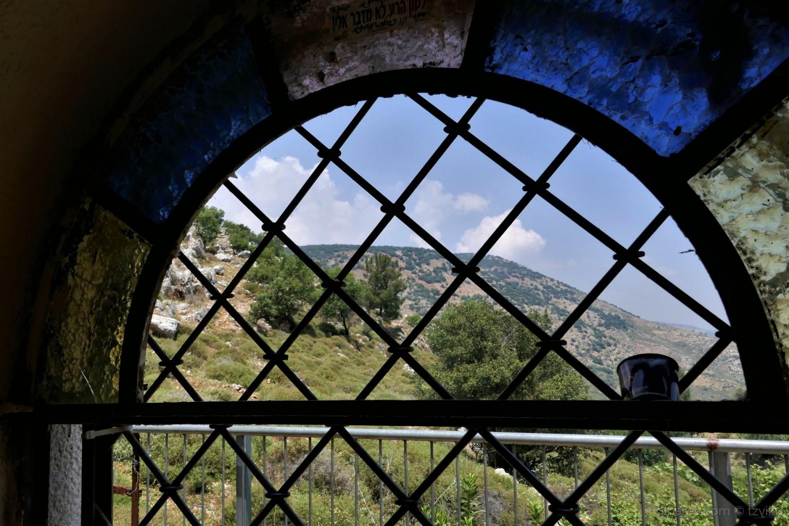 Gentes e Locais/Janela para uma paisagem da galiléia