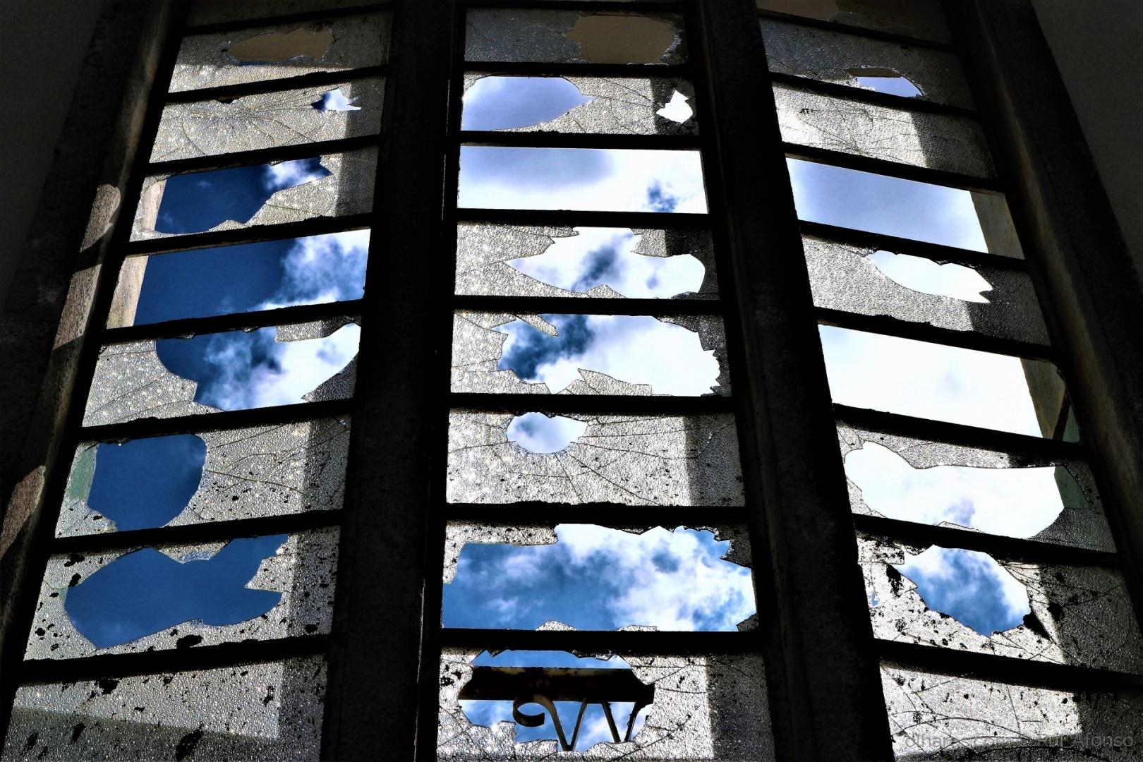 Abstrato/Janela do tempo