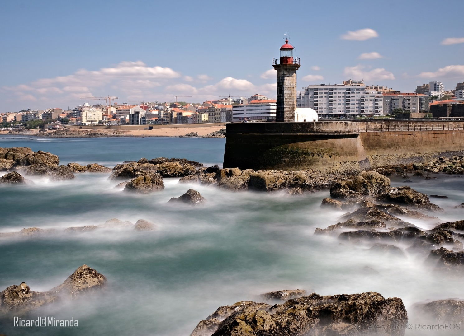 Paisagem Natural/Farol de Felgueiras- Foz do Douro !