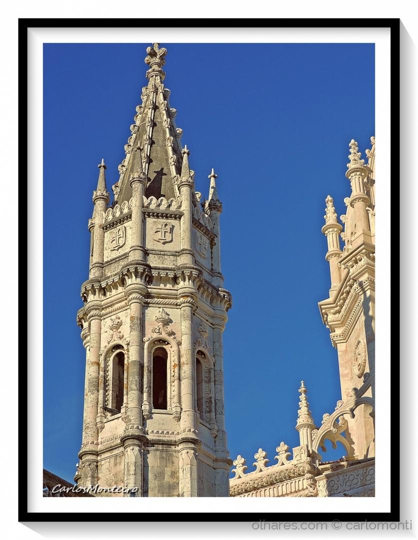 História/Pormenor do Mosteiro dos Jerónimos